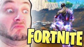 FIRST TIME playing Fortnite on PC...