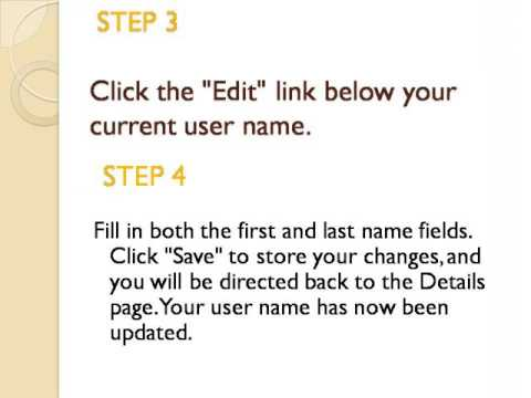 How To Change Your Email User  Name in hotmail