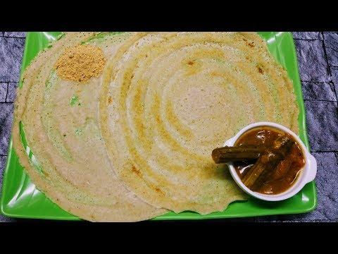 Oats Ghee roast | how to make oats dosa | dosa delights