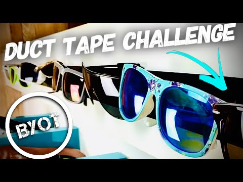 DIY Sunglasses Holder (BYOT #26)