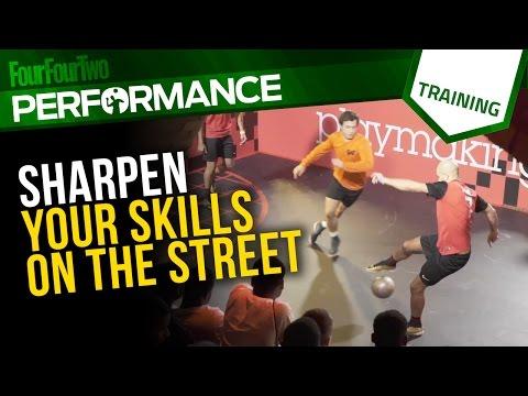 Charly Musonda | How to improve football skills | Pro tips