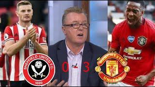 [FULL] ESPN FC   Manchester United 3-0 Sheffield United Post Match Analysis - Steve Nicol reaction