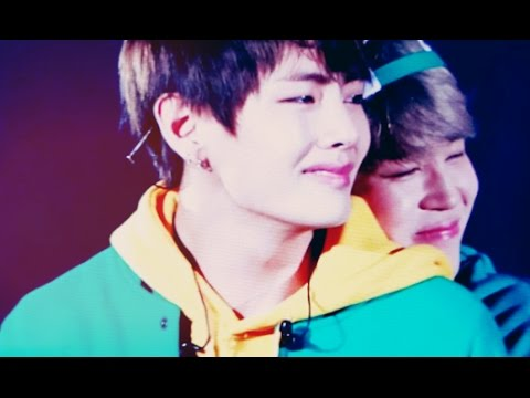 Vmin moments 2016 part.7 #StayStrongTaehyung