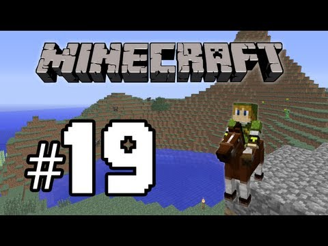 ★ Minecraft 1.6.2 #19 Snow and Fire DO Mix!