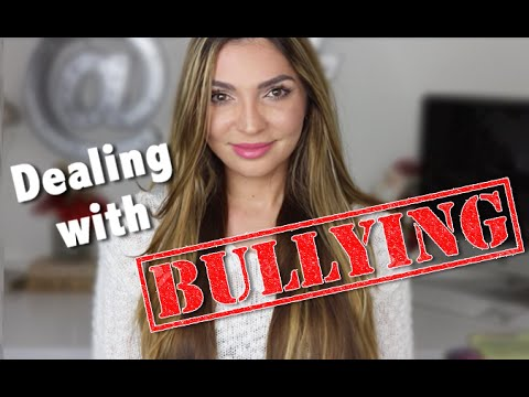 How To Deal with BULLYing