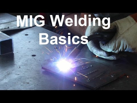 MIG Welding Basics - What Metals To Buy?