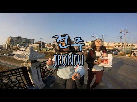 JEONJU (전주) VLOG! | Taeyeon's Parents' Shop, Getting Lost, Hanok Village and More