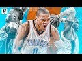 Russell Westbrook BEST MOST VICIOUS Dunks Of His Career A MUST SEE MONTAGE