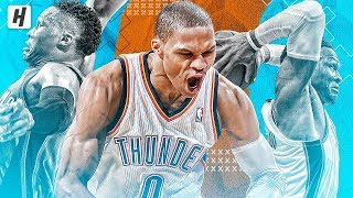 Russell Westbrook BEST & MOST VICIOUS Dunks of His Career! A MUST SEE MONTAGE!