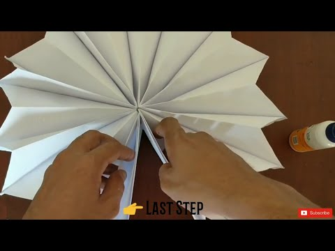 How to make a simple Christmas Star ?