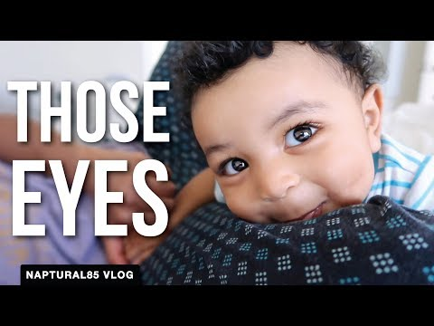 Our Happy Baby - Theodore + Family Photos | Naptural85 Vlog