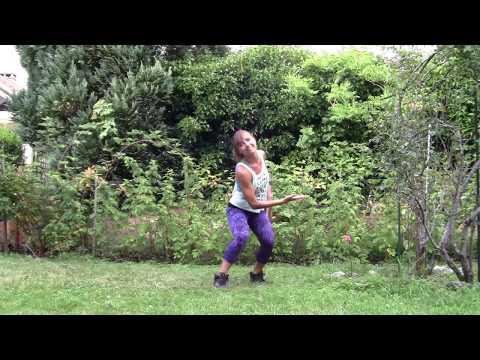 Step 3: Basic Cumbia for Zumba - Irina Kirkman - Zester
