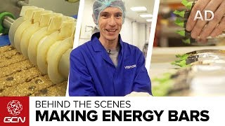 How To Make Energy Bars Like A Pro | Inside The Science In Sport Factory