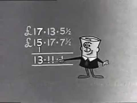 The Dollar Bill - 14 Feb 1966 (from Pounds to Dollars) Australia