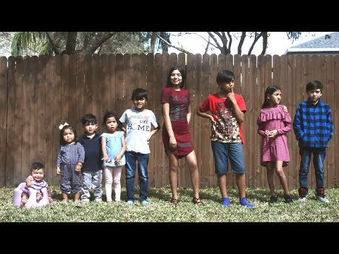 Family Adopts 9 Siblings From Foster Care: 'What a Beautiful Family'