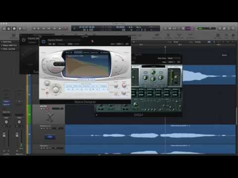 Logic Pro X - Lush Vocal Pads From Scratch with EXS24