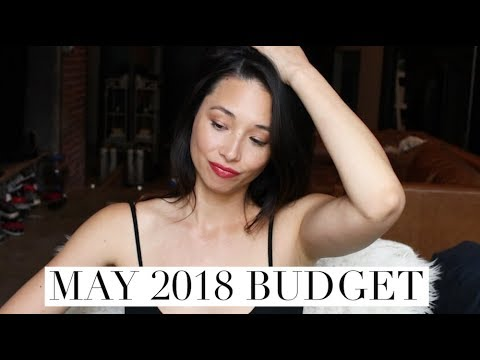 May 2018 Budget | Made $30,000 Last Month, Still In Debt | Aja Dang
