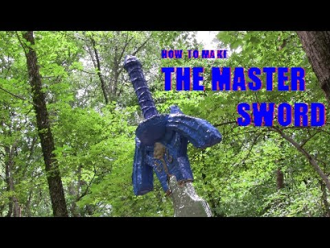 How to Make The Master Sword