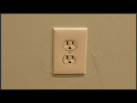 Outlet Cover Plate Installation