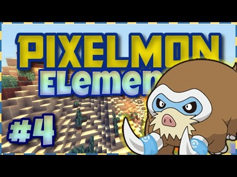 PIXELMON 3.4 ELEMENTS ► EPISODE 4 ► ICING UP THE BIOMES!