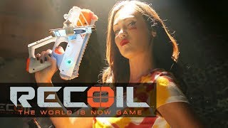 Recoil Basic Training w/ Nerdist and Geek & Sundry!