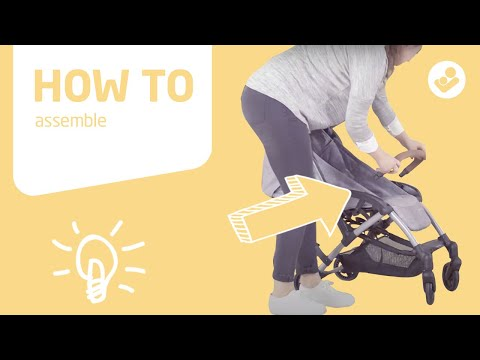 Maxi-Cosi | Laika stroller | How to assemble
