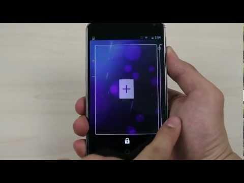 How to Add lockscreen widgets to Google Nexus 4 (LG)