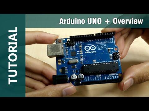 Arduino UNO R3 | Board Overview
