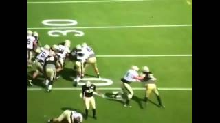 Saints LB Kenny Vacarro Lights Up Rookie Fullback During Practice