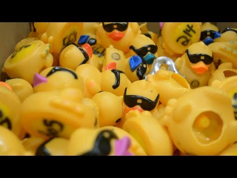 Korah students 'duck-out'