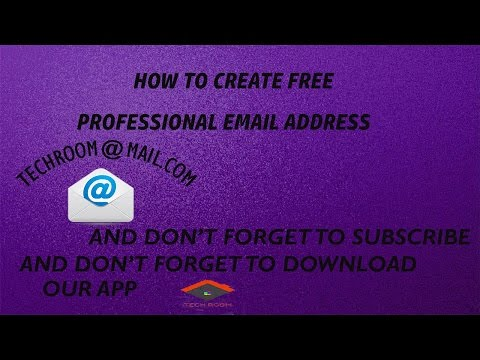 [FREE] HOW TO CREATE PROFESSIONAL EMAIL ADDRESS FOR FREE[MAKE YOUR OWN DOMAIN TODAY]