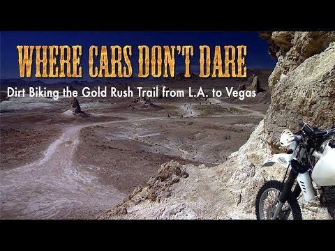 Where Cars Don't Dare - Official Trailer