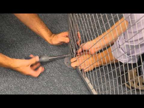 Pallet Cage Assembly Procedure