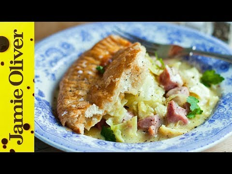 Easy Bacon and Cabbage Pie with Mustard & Puff Pastry | Donal Skehan