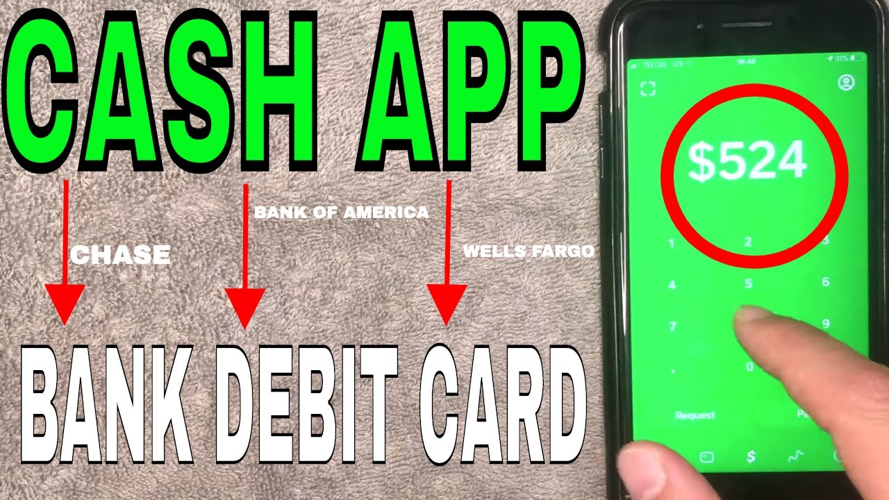 ✅  How To Transfer Money From Cash App To Your Bank Debit Card 🔴
