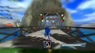 Sonic 06 speedrun