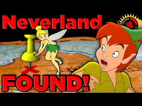 Film Theory: We Found Neverland! (Disney Peter Pan)