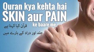 Quran kya kehta hai skin aur pain ke baare me - IslamSearch.org