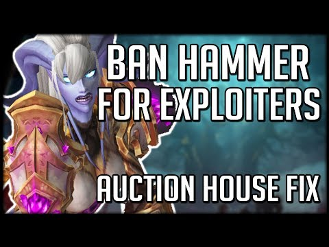 How to auction house wow -