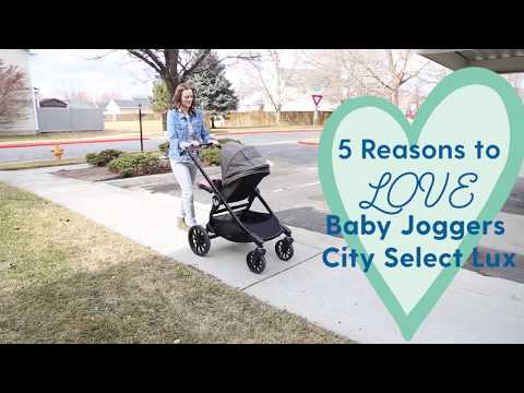 Baby Jogger City Select Lux: 5 Reasons To Love