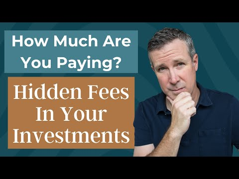 How Much Are You Really Paying?  Hidden Fees In Your Accounts