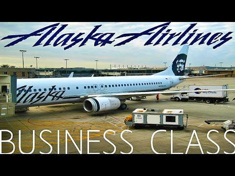 Alaska Airlines BUSINESS San Diego to Cabo San Lucas|Boeing 737-400