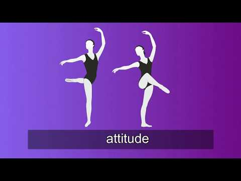 French ballet terms with audio and illustrations