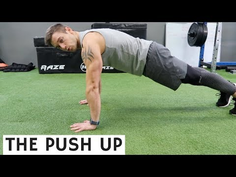 How To: Push Up! #CrockFit