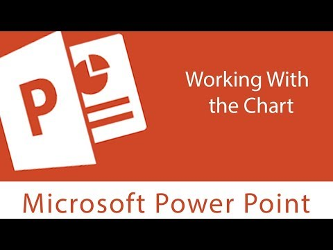 Powerpoint : Working With the Chart | Graph in PPT | Creating and Modifying