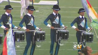 Drummers Arrive In North Texas For Shot At Championship