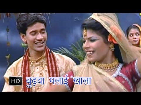 Xxx Mp4 Budhwa Malai Khai बुढ़वा मलाई खाई Dinesh Lal Yadav Bhojpuri Hot Songs 3gp Sex