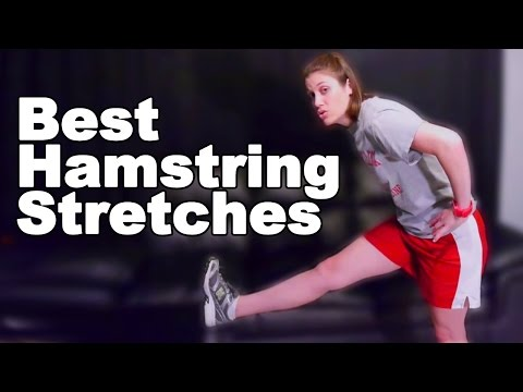 Hamstring Stretches for Tight or Sore Hamstrings - Ask Doctor Jo