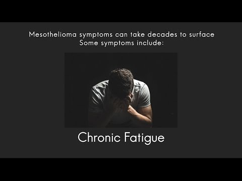 8 Asbestos Exposure Symptoms Signs of Mesothelioma