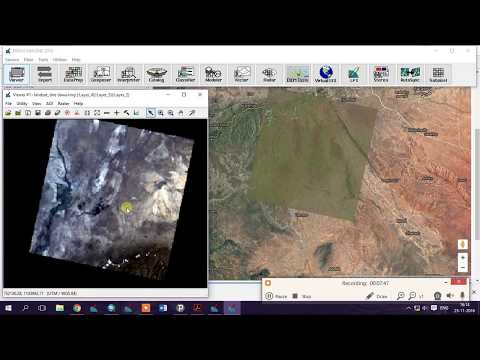 How to download satellite image from EarthExplorer.USGS.Gov site
